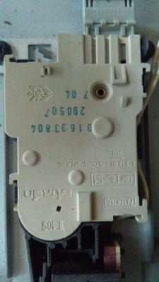 Ariston CX65SF9 XU - Brak zasilania na piekarnik i zapalarkę