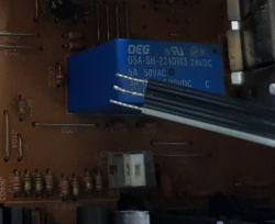 Technics sa gx-180 - Nie wlacza sie, strzela bezpiecznik