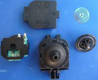 Electrolux ESF66070xr - Nie pobiera wody, ciągle wypompowuje wode