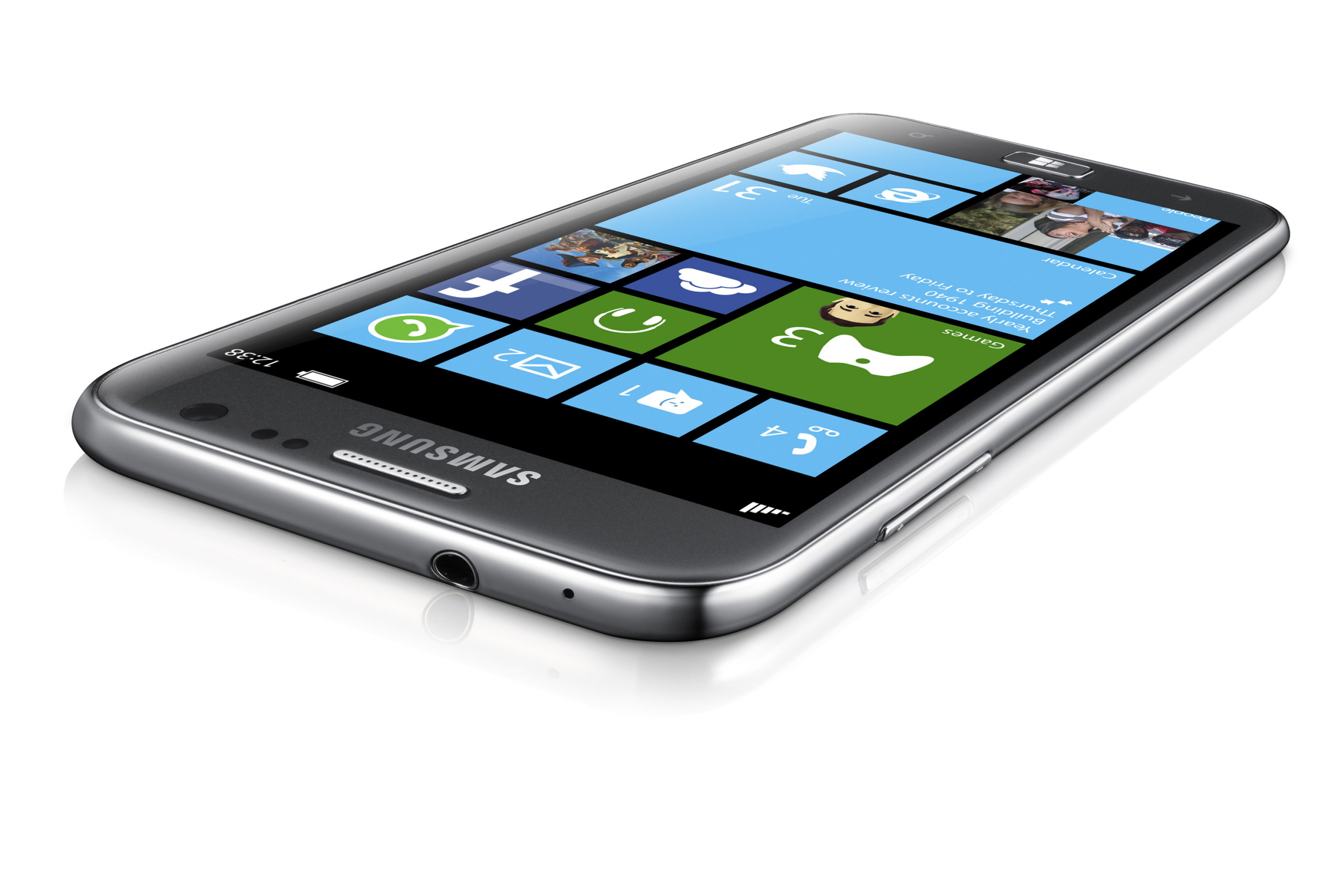 Samsung Ativ S - pierwszy smartphone z Windows Phone 8