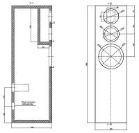 Projekt kolumny głośnikowej V3002