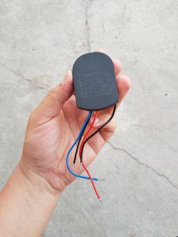 Szlifierka kątowa Einhell TE-AG 125 CE - wymiana regulatora obrotów