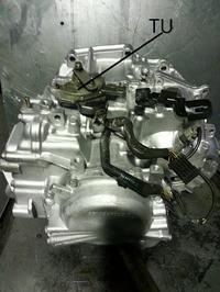 Opel Astra F 1.6 8V Automat - Zamiana skrzyni automatycznej na manualną