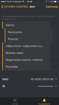 """Satel Integra 64 + ETHM-1 Plus - Błąd """"Nie uzyskano połączenia"""""""