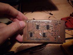 Sterowanie LCD bezpośrednio z GPIO