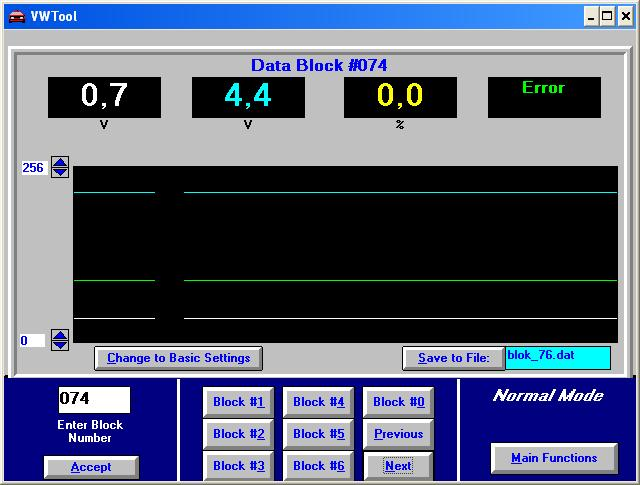 "Skoda Fabia 1.2 HTP, 2003r - zaw�r EGR b��d ""Open Circuit"""