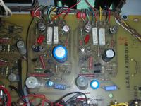 Wzmacniacz Stereo PA-1801- problem z końcówką mocy.