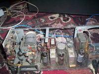 Przeróbka radia na mały wzmacniacz gitarowy