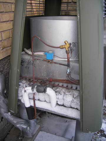 Pompa ciepła pow/woda proszę o porade.