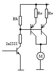 Regulator obrotów silnika - PWM