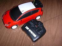 Modyfikacja autka z marketu...