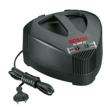 ładowarka Bosch AL 3640 CV - jak uruchomić ?