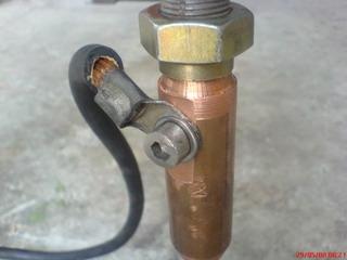 Zgrzewarka z prostownika 100A 24 V
