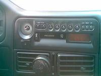 Fabryczne radio Peugeot jak zdemontować, nie gra