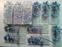 Sprzedam 11 złożonych płytek wzmacniacza Irka 200W AVT2762