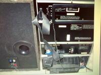 Technics Amplifier SA-EH570 - dźwięk jest tylko na sekundę.