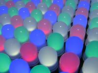 Matryca RGB z diod jednokolorowych