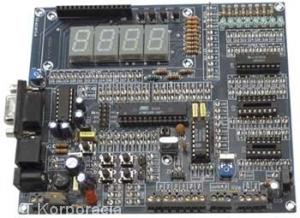 Płytka testowa ATMEGA8 (dokończenie / sprawdzenie schematu)