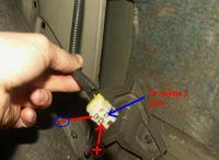 Uniwersalna antena elektr. problem z kostką zasilającą