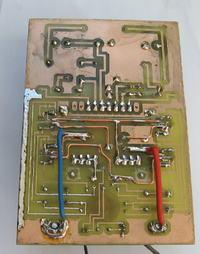 Budowa przetwornicy 12V/750V