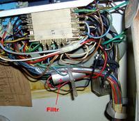 Pralka Polar PS663S bio - wyrzuca bezpiecznik