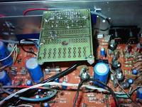 Modyfikacja Amator Stereo DSS-101 - wzmacniacz m.cz