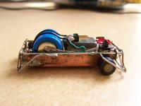 Prosta odmiana Beetle Bot'a (Ping Pong Bot?)
