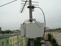 50 m do nadajnika i słaby sygnał...