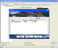 Konfiguracja karty wl-1600usb