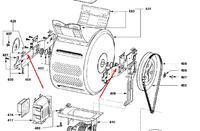 pralka mastercook pt2-700. jak wymienić łożyska
