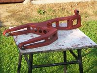 Motocykl z malucha czyli silnik 126p na dwóch kołach