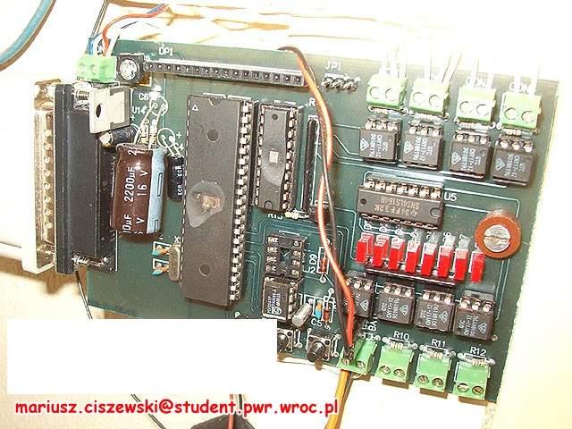 Detekcja burzy - automatyczne odłączanie urządzeń