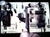 Schemat sterownika silnika pralki Bosch WFB1205