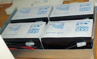APC Smart-UPS 1400RMI2U i napuchnięte akumulatory