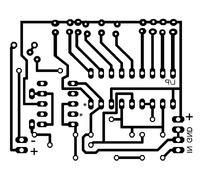 Wskaźnik wysterowania LM3915 - pare pytań