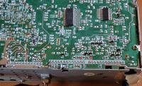 Radio Tevion 5949 cd/mp3 - nie łapie żadnej stacji radiowej