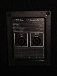 Basy na STX 38/550/4/AE - opis wykonania