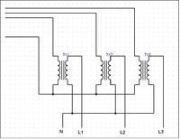 transformator 3 fazowy czy to będzie działać ?