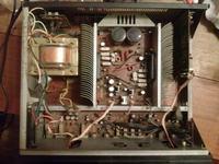 Goldstar-GSA 9320 (Universum v4386) Amplifier - strzela przy załączaniu