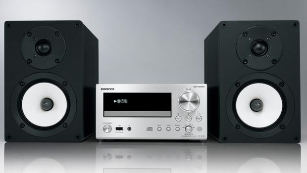ONKYO CR-N755 - mikro system hi-fi z funkcj� odtwarzacza strumieniowego