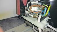 Lodówka Electrolux ENB35405S uszkodzony układ na PCB TH4 (ACS 108 6S)