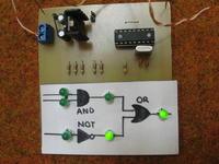 Symulator bramek logicznych