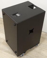 HF9 + 2651top jeszcze mniejszy zestaw nagłośnienia