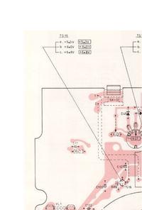 OR Philips 90AL970/00 - Słabe FM, niezgodne napięcia ze schematem.