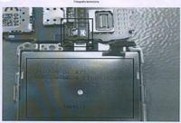 Nokia 6303ci urwany rezystor obok LCD?