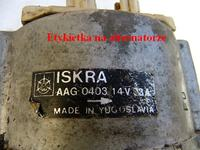 Po�aczenia alternatora - AAG 0403 z Zastawy 1100.