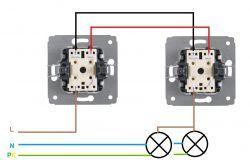 Źle użyte kolory przewodów przez elektryka