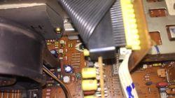 Technics EH600 - U70 oraz brak chłodzenia