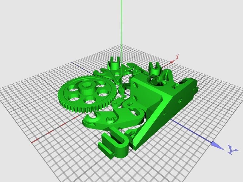 DIY drukarka 3d - RepRapPro Huxley