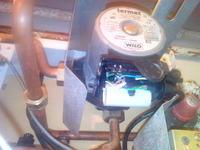 Termet mini max plus -przy odkręceniu ciepłej wody zaczyna działać c.o.